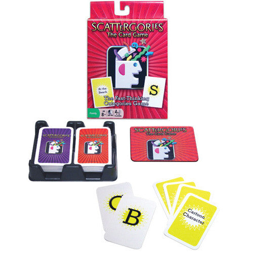 Winning Moves Scattergories TheCard Game