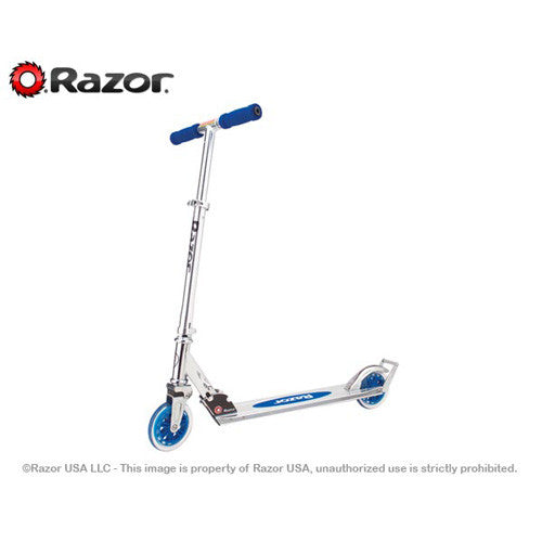 Razor Blue A3 Scooter