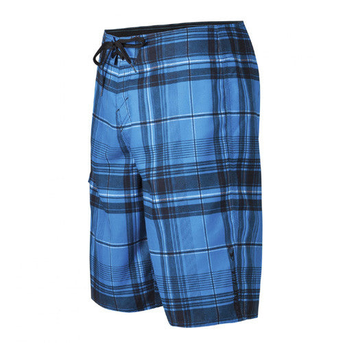O'Neill Santa Cruz Plaid Blue 28