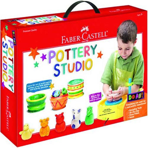 Faber Castell Do Art Pottery Studio