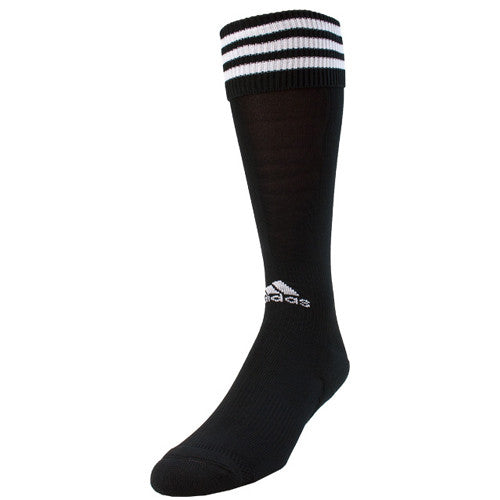 Adidas Soccer Sock Copa Black/White Stripe MD/Shoe Size 4Y-6