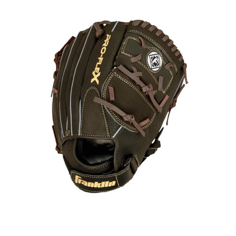 Franklin 11.50In Pro Series Black Tan