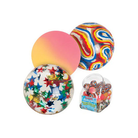 "Toysmith Clasic 1.5"" Bouncy Ball"
