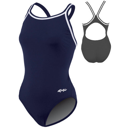 Dolfin Poly Team Solid Navy 28