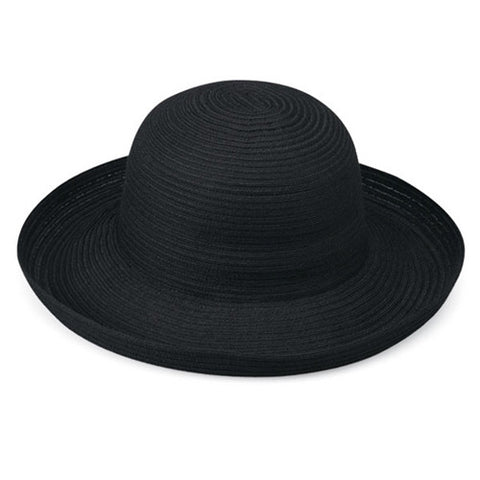 Wallaroo Sydney UV Sun Hat Black
