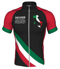 Custom Cycling Jersey Digital Design
