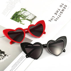 Unisex 'In Love' Heart Frame Shaped Sunglasses Astroshadez-ASTROSHADEZ.COM-ASTROSHADEZ.COM