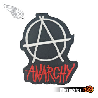 Anarchy Patch (10 pieces)-Patches-ASTROSHADEZ.COM-ASTROSHADEZ.COM