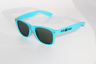 Aqua Frame w/ Tinted Diffraction Glasses Astroshadez