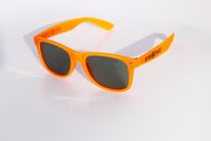Orange Glow-in-the-Dark w/ Tinted Diffraction Glasses