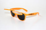 Neon Orange Flip Diffraction Glasses Astroshadez-Other Unisex Clothing & Accs-Astroshadez-ASTROSHADEZ.COM