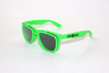 Neon Green Flip Diffraction Glasses Astroshadez-Other Unisex Clothing & Accs-Astroshadez-ASTROSHADEZ.COM