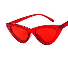 Womens 'Clara' Triangle Shaped Sunglasses-ASTROSHADEZ.COM-ASTROSHADEZ.COM