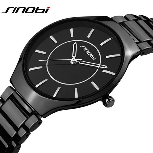 Luxury Top Brand Mens Boy Military Dress JAPAN Quartz Steel Watches Men Casual Clock Male Wristwatch Relogio Masculino SINOBI-ASTROSHADEZ.COM-ASTROSHADEZ.COM