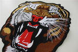 HARLEY TIGER HEAD MC MOTORCYCLE BIKE IRON PATCH LARGE-ASTROSHADEZ.COM-ASTROSHADEZ.COM