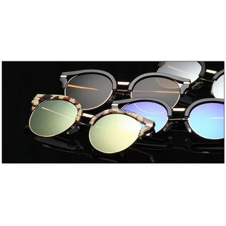 Womens 'Solstice' Cateye Rimmed Sunglasses Astroshadez-ASTROSHADEZ.COM-ASTROSHADEZ.COM