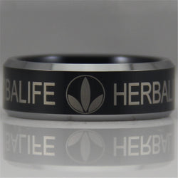 HERBALIFE Fashion Tungsten CARBIDE Ring WEDDING-ASTROSHADEZ.COM-ASTROSHADEZ.COM