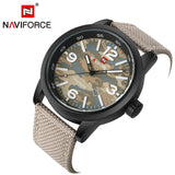 2016 New Luxury Top Brand NAVIFORCE Men Army Military Watches Mens Sports Quartz Clock Waterproof Wrist Watch Relogio Masculino-ASTROSHADEZ.COM-Yellow-ASTROSHADEZ.COM