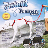 Instant Trainer Dog Leash Trains Dogs 30 Lbs Stop Pulling Tv Dogwalk Hot-ASTROSHADEZ.COM-red-70 cm-China-ASTROSHADEZ.COM