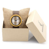 BOBO BIRD D18/1-6 Wooden Bamboo Watch with Genuine Brown Leather Strap Quartz Analog High Quality Miyota Movement With Gift Box-ASTROSHADEZ.COM-3-ASTROSHADEZ.COM