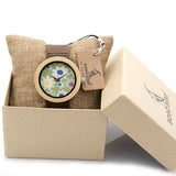 BOBO BIRD D18/1-6 Wooden Bamboo Watch with Genuine Brown Leather Strap Quartz Analog High Quality Miyota Movement With Gift Box-ASTROSHADEZ.COM-5-ASTROSHADEZ.COM
