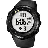 Top Brand OTS Cool Black Mens Fashion Large Face LED Digital Swimming Climbing Outdoor Man Sports Watches Christmas Boys Gift-ASTROSHADEZ.COM-White-China-ASTROSHADEZ.COM