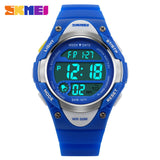 SKMEI Children Watches Cute Kids Watches Sports Cartoon Watch for Girls boys Rubber Children's Digital LED Wristwatches Reloj-ASTROSHADEZ.COM-blue-ASTROSHADEZ.COM