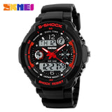 Skmei Children Sport Watches Military Fashion Kids Quartz Led Display Digital Watch Relogio Relojes Boys Waterproof Wristwatches-ASTROSHADEZ.COM-Red-ASTROSHADEZ.COM