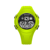 SANDA Children Watches Cute Kids Watches Sports Cartoon Watch for Girls boys Rubber Children's Digital LED Wristwatches Reloj-ASTROSHADEZ.COM-Green-ASTROSHADEZ.COM