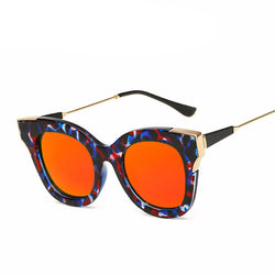 Womens 'Lulu' Small Cat Eye Sunglasses Astroshadez-ASTROSHADEZ.COM-ASTROSHADEZ.COM