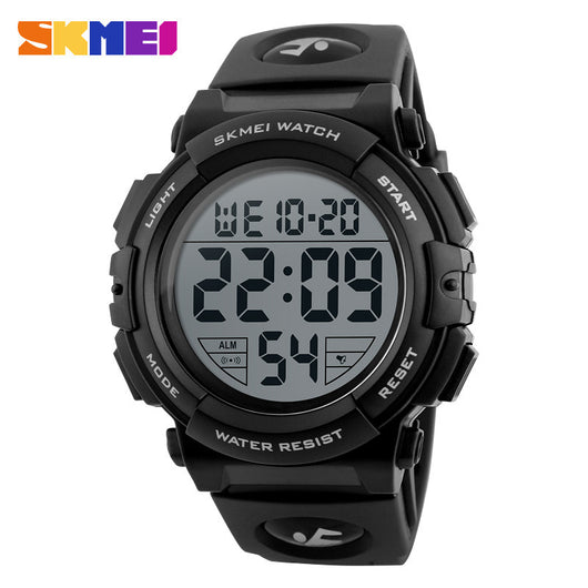 SKMEI New Sports Watches Men Outdoor Fashion Digital Watch Multifunction 50M Waterproof Wristwatches Man Relogio Masculino 1258-ASTROSHADEZ.COM-ASTROSHADEZ.COM