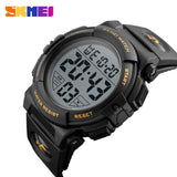 SKMEI New Sports Watches Men Outdoor Fashion Digital Watch Multifunction 50M Waterproof Wristwatches Man Relogio Masculino 1258-ASTROSHADEZ.COM-Gold-ASTROSHADEZ.COM