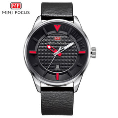 MINI FOCUS Mens Watch Top Brand Luxury Quartz Date Clock Male Sports Watches Men Leather Military Wrist Watch relogio masculino-ASTROSHADEZ.COM-ASTROSHADEZ.COM