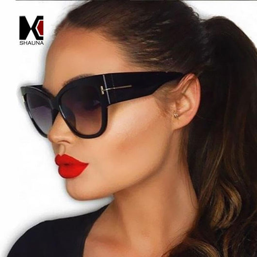 Womens 'Millenial' Large Cat Eye Sunglasses Astroshadez-ASTROSHADEZ.COM-ASTROSHADEZ.COM