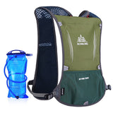 1.5L Water Bag Women/Men Hiking Hydration Vest Running Backpack Racing Marathon Biking-ASTROSHADEZ.COM-Army Green 1500ML-ASTROSHADEZ.COM