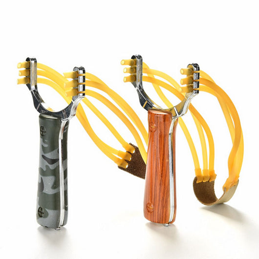 Wood Camo SlingShot Super strong pull Camouflage Bow Catapult Outdoor Hunting Slingshot Hunting Bow Accessories-ASTROSHADEZ.COM-ASTROSHADEZ.COM