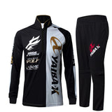 YAIBA X Fishing Shirt Pants Set Mosquito UV UPF Protection Summer Outdoor Sportswear-ASTROSHADEZ.COM-ASTROSHADEZ.COM
