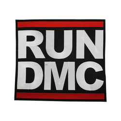 XL LARGE RUN DMC MC Biker Patch Set Iron On Vest Jacket Rocker Hells-ASTROSHADEZ.COM-ASTROSHADEZ.COM