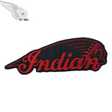 10/pcs Indian MC MOTORCYCLE Biker Patch Set Iron On-ASTROSHADEZ.COM-ASTROSHADEZ.COM
