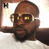 Men's 'D-Wade' Large Alloy Side Shield Sunglasses Astroshadez-JQZSAG came on Store-ASTROSHADEZ.COM