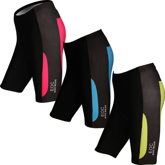 Womens Cycling Shorts 3D Gel Padded Bike/Bicycle-ASTROSHADEZ.COM-ASTROSHADEZ.COM