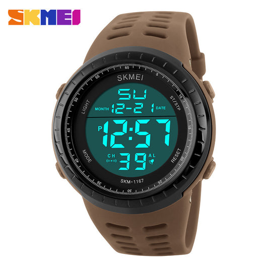 SKMEI Mens Watches Luxury Sport Army Outdoor 50m Waterproof Digital Watch Military Casual Men Wristwatches Relogio Masculino-ASTROSHADEZ.COM-ASTROSHADEZ.COM