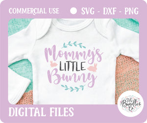 MOMMY'S LITTLE BUNNY