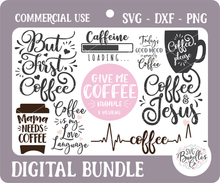 Load image into Gallery viewer, GIVE ME COFFEE BUNDLE