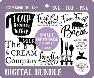SWEET FARMHOUSE BUNDLE