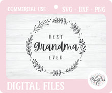 Load image into Gallery viewer, BEST GRANDMA EVER