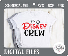 Load image into Gallery viewer, DISNEY CREW