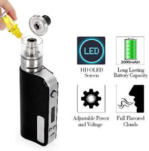 Load image into Gallery viewer, Innokin Cool Fire IV iSub VE Kit Black - cometovape
