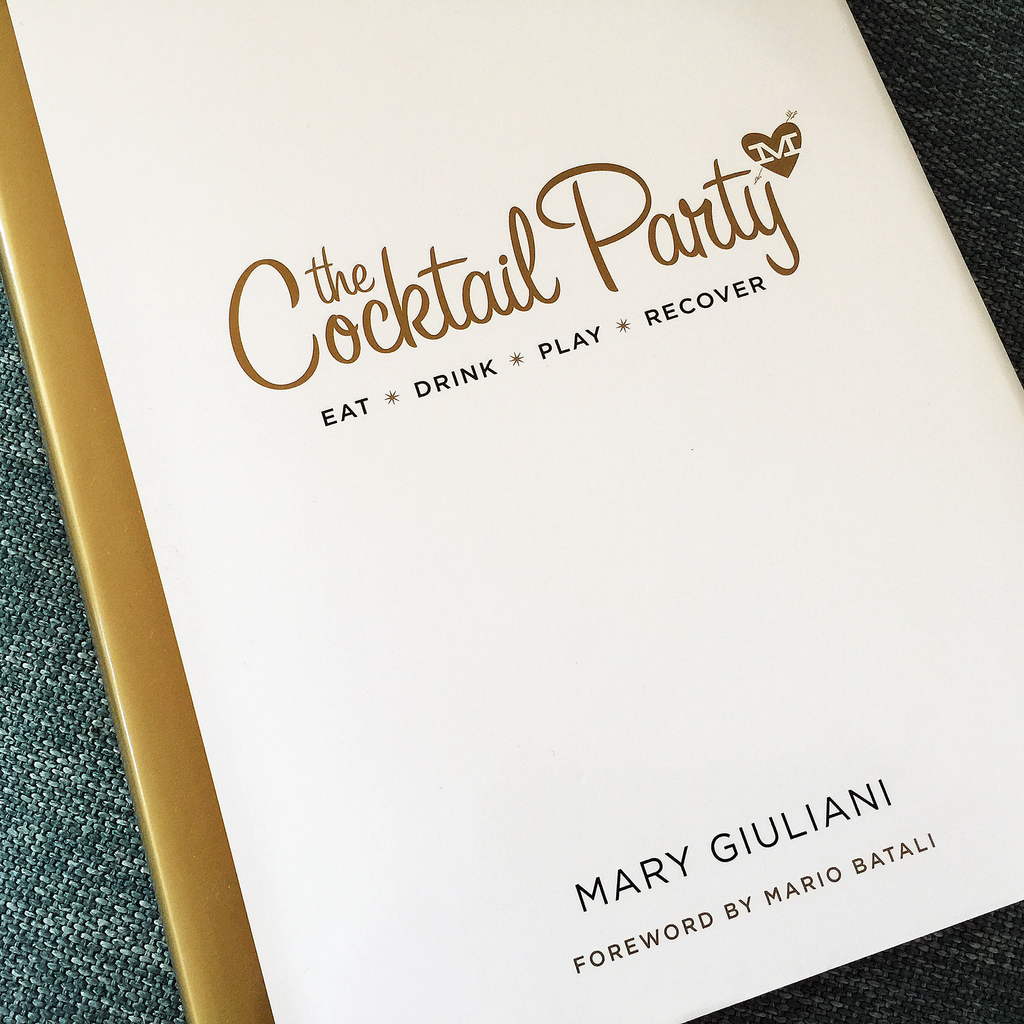 2016 Oscar Party Menu Planning