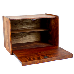 Baribocraft Bread Box, Andre Morin Design